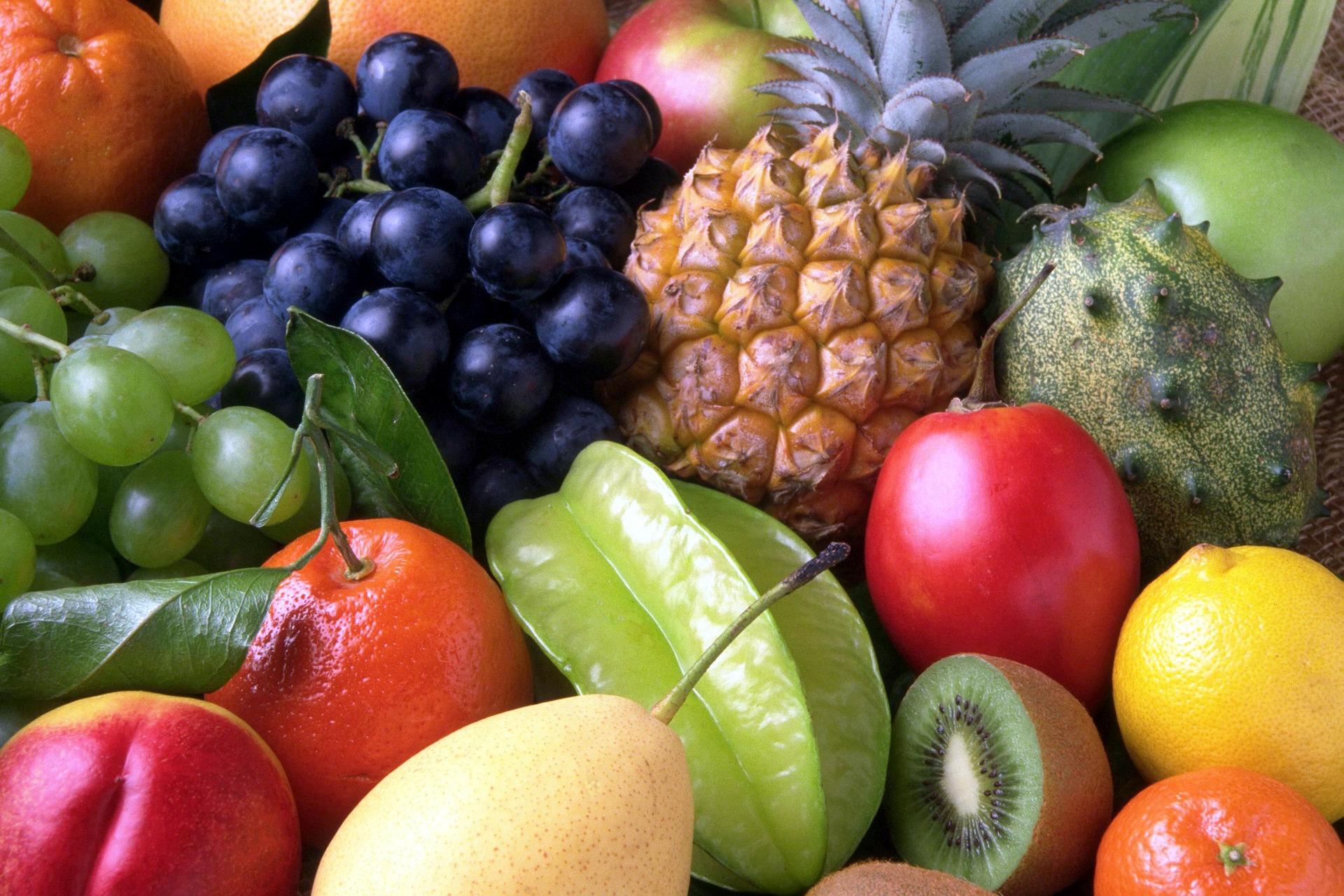 owoce do biura