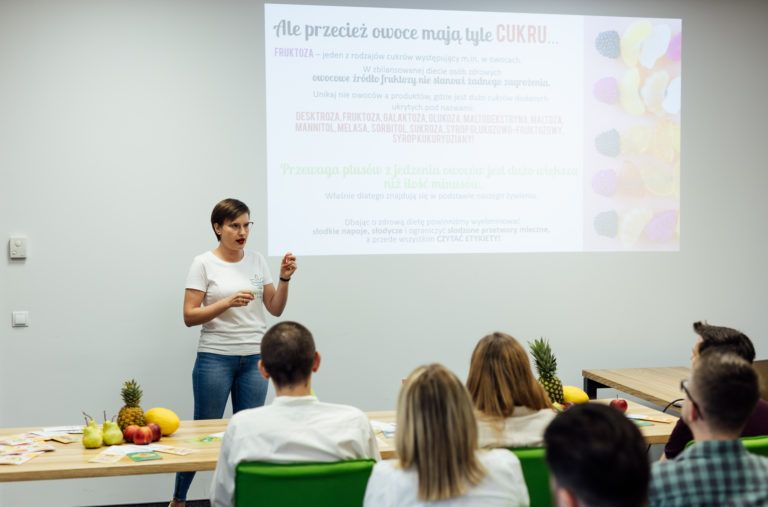 wykłady dietetyczne dla firm